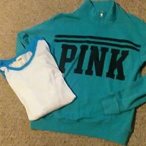 PINK Sweatshirt & top